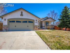 Property for sale at Colorado Springs,  Colorado 80916