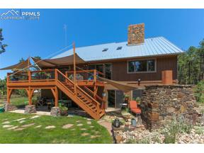 Property for sale at 325 Buckskin Way, Monument,  Colorado 80132