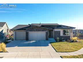 Property for sale at 10031 Coyote Song Terrace, Colorado Springs,  Colorado 80924