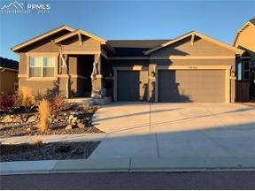 Property for sale at 4456 New Santa Fe Trail, Colorado Springs,  Colorado 80924