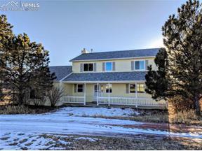 Property for sale at 10045 Tercel Drive, Peyton,  Colorado 80831