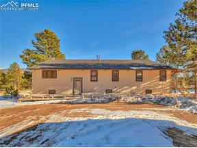 Property for sale at Florissant,  Colorado 80816
