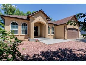 Property for sale at 7509 Waterman Way, Colorado Springs,  Colorado 80922