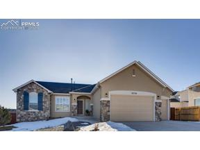 Property for sale at 12719 Sunrise Ridge Drive, Peyton,  Colorado 80831