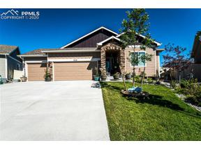 Property for sale at 10126 Golf Crest Drive, Peyton,  Colorado 80831