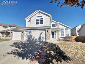 Property for sale at 5339 Belle Star Drive, Colorado Springs,  Colorado 80922