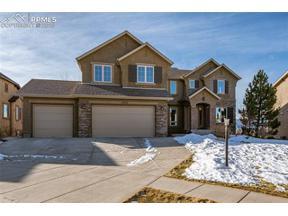 Property for sale at 4973 Rainbow Gulch Trail, Colorado Springs,  Colorado 80924