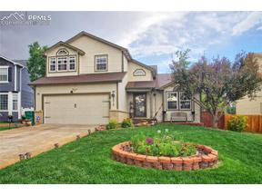 Property for sale at 5010 Purcell Drive, Colorado Springs,  Colorado 80922