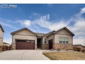Property for sale at 10933 torreys peak Way, Peyton,  Colorado 80831