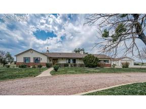 Property for sale at Colorado Springs,  Colorado 80925