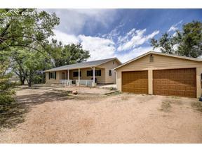 Property for sale at 8110 Birdsall Road, Fountain,  Colorado 80817