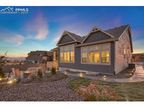 Property for sale at 10083 Crews Gulch Court, Colorado Springs,  Colorado 80924