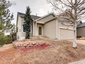 Property for sale at 4701 Ardley Drive, Colorado Springs,  Colorado 80922