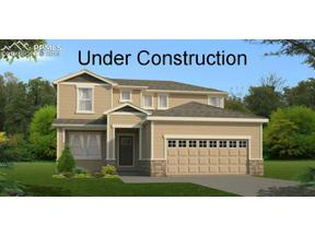 Property for sale at 10307 Moorcroft Drive, Peyton,  Colorado 80831