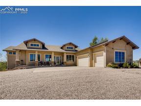 Property for sale at 14610 Basin Drive, Colorado Springs,  Colorado 80908