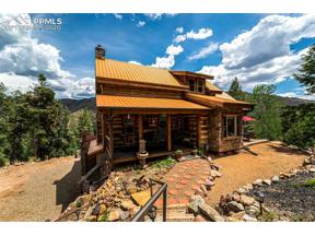 Property for sale at 9140 Mountain Road, Cascade,  Colorado 80809