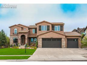 Property for sale at 4938 Rainbow Gulch Trail, Colorado Springs,  Colorado 80924