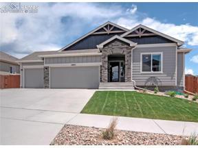 Property for sale at 10843 Checo Way, Peyton,  Colorado 80831