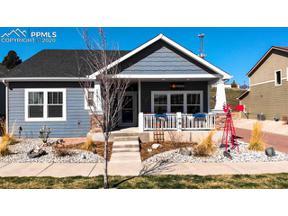 Property for sale at 1791 Portland Gold Drive, Colorado Springs,  Colorado 80905