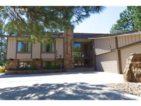 Property for sale at 6020 Applewood Ridge Circle, Colorado Springs,  Colorado 80918