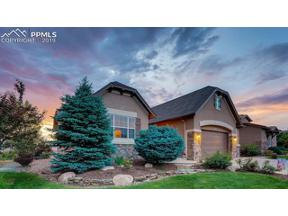 Property for sale at Colorado Springs,  Colorado 80920