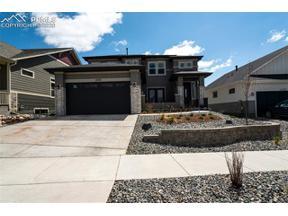 Property for sale at 11733 Spectacular Bid Circle, Colorado Springs,  Colorado 80921