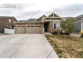 Property for sale at 7923 Moondance Trail, Fountain,  Colorado 80817