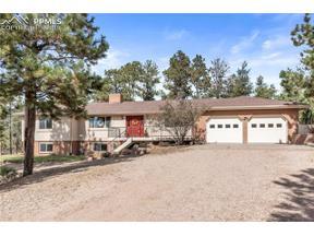 Property for sale at 7730 Sublette Road, Colorado Springs,  Colorado 80908