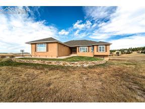 Property for sale at 19519 Glen Shadows Drive, Colorado Springs,  Colorado 80908