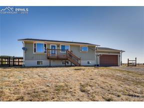 Property for sale at 15785 Valdez, Peyton,  Colorado 80831