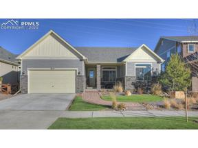 Property for sale at 8819 Tranquil Knoll Lane, Colorado Springs,  Colorado 80927