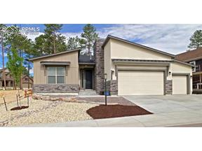 Property for sale at 16338 Corkbark Terrace, Monument,  Colorado 80132