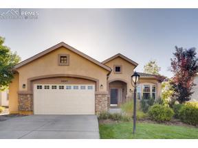 Property for sale at 9947 Red Sage Drive, Colorado Springs,  Colorado 80920