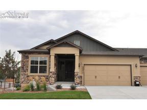Property for sale at 3371 Union Jack Way, Colorado Springs,  Colorado 80920