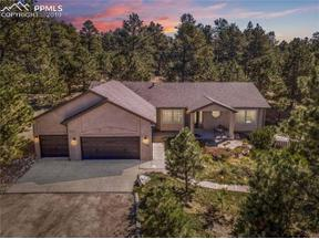 Property for sale at 14345 E Coachman Drive, Colorado Springs,  Colorado 80908