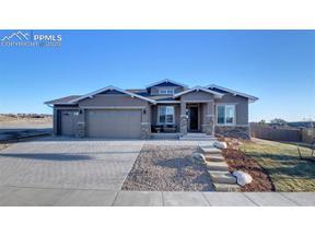 Property for sale at 4007 Notch Trail, Colorado Springs,  Colorado 80924