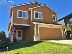 Property for sale at 6061 Desoto Drive, Colorado Springs,  Colorado 80922