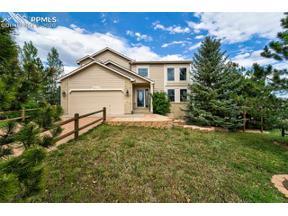 Property for sale at 8025 Falcon Meadow Boulevard, Peyton,  Colorado 80831