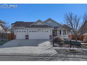 Property for sale at 6965 Peckham Lane, Colorado Springs,  Colorado 80922
