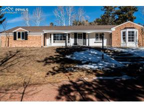 Property for sale at 1350 Woodmoor Drive, Monument,  Colorado 80132