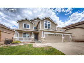 Property for sale at 7084 Sapling Place, Colorado Springs,  Colorado 80922