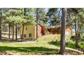 Property for sale at 18490 Steeplechase Drive, Peyton,  Colorado 80831