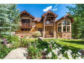 Property for sale at 213 Larson LANE, Frisco,  CO 80443