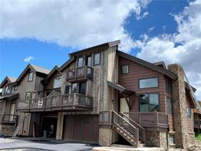 Property for sale at 106 1st AVENUE, Frisco,  CO 80443