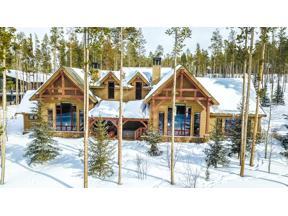 Property for sale at 110 Spalding Terrace, Breckenridge,  Colorado 80424