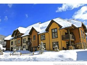 Property for sale at 172 BEELER PLACE, Copper Mountain,  Colorado 80443