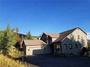 Property for sale at 282 Idlewild DRIVE, Dillon,  Colorado 80435