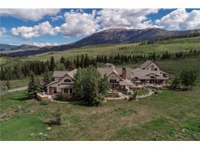 Property for sale at 1996 Rodeo DRIVE, Silverthorne,  CO 80498