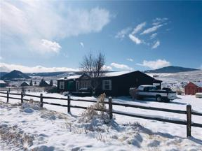 Property for sale at 224 GCR 1016, Kremmling,  Colorado 80459