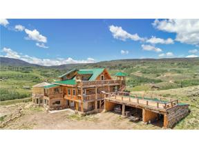 Property for sale at 1387 GCR 19, Kremmling,  Colorado 80459